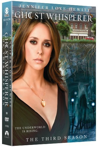 Ghost Whisperer Season 3 DVD Nr