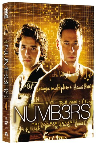 Numbers Season 4 Ws Nr 5 DVD
