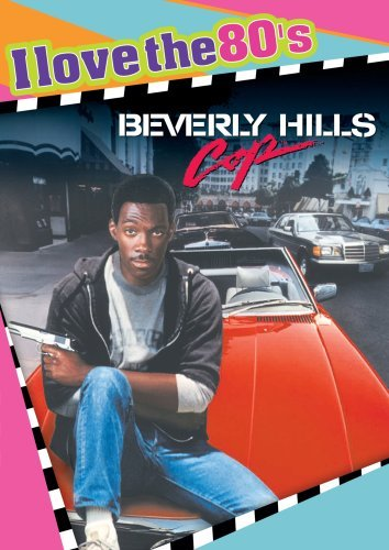 Beverly Hills Cop Murphy Reinhold Ashton Hill Ws I Love The 80's Ed. Nr