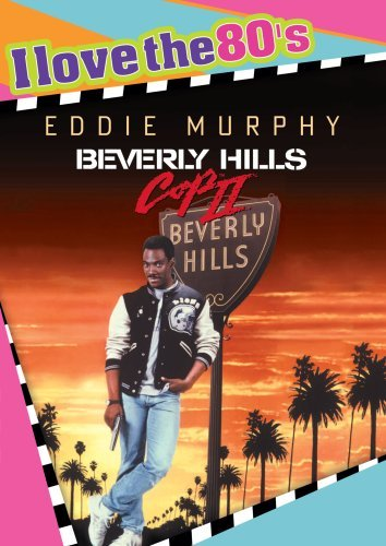Beverly Hills Cop 2 Murphy Reinhold Ashton Hill Ws I Love The 80's Ed. Nr