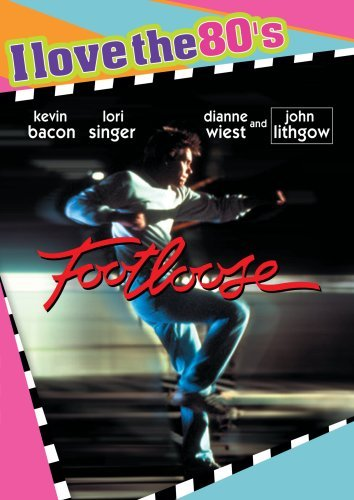Footloose Bacon Singer Parker Dirkson Ws I Love The 80's Ed. Nr