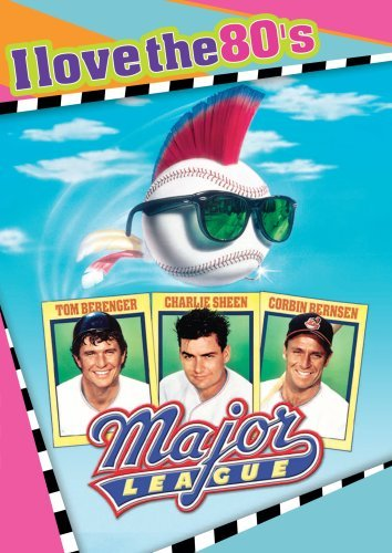 Major League Berenger Bernsen Russo Ws I Love The 80's Nr