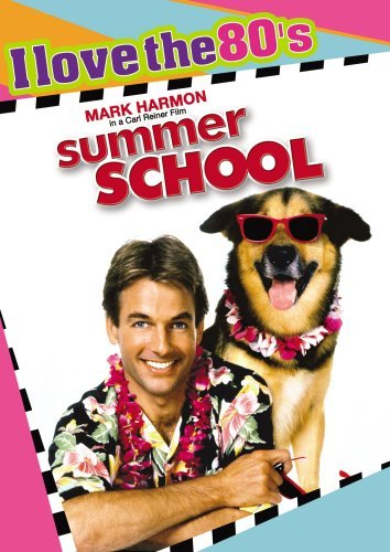 Summer School Alley Harmon Thorne Smith Rein Ws I Love The 80's Nr