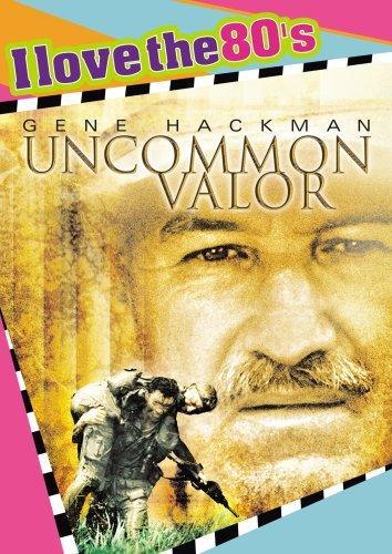 Uncommon Valor Hackman Stack Ward Brown Ws I Love The 80's Nr