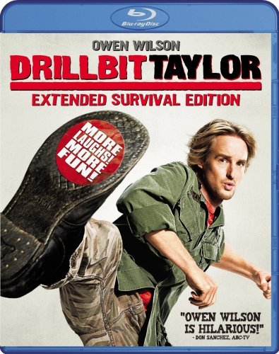 Drillbit Taylor Wilson Frost Gallini Gentile Ws Extended Ed. Blu Ray Nr