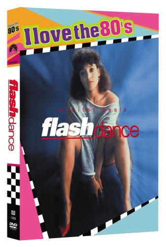 Flashdance Beals Nouri Skala Ws I Love The 80's Ed. Nr
