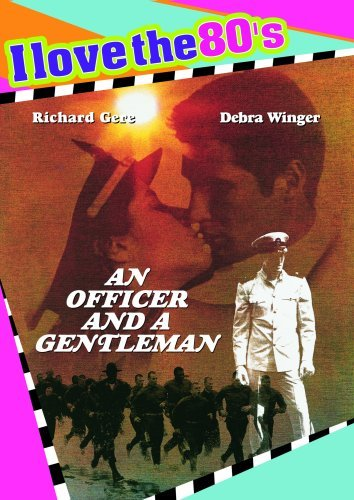 Officer & A Gentleman Gere Keith Winger Ws I Love The 80's Ed. Nr