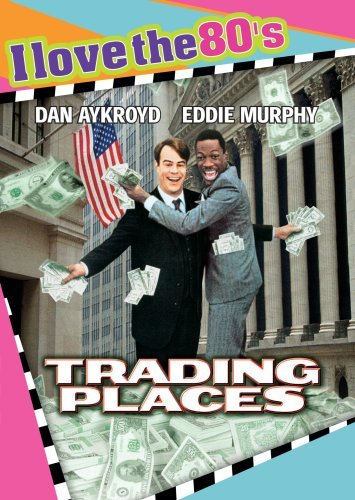 Trading Places Murphy Akroyd Bellamy Ws I Love The 80's Ed. Nr