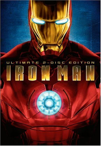 Iron Man Bridges Downey Howard Ws Ultimate Ed. Pg13 2 DVD