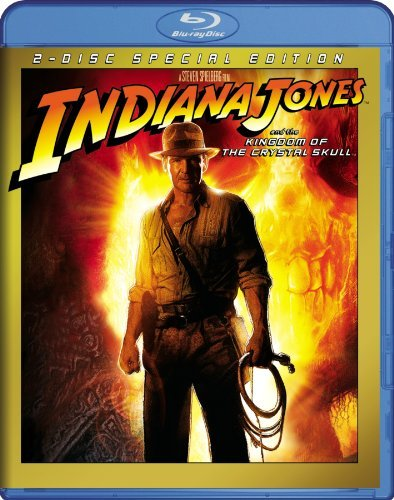 Indiana Jones & The Kingdom Of Ford Allen Blanchett Labeouf Blu Ray Ws Special Ed. Pg13 2 Br
