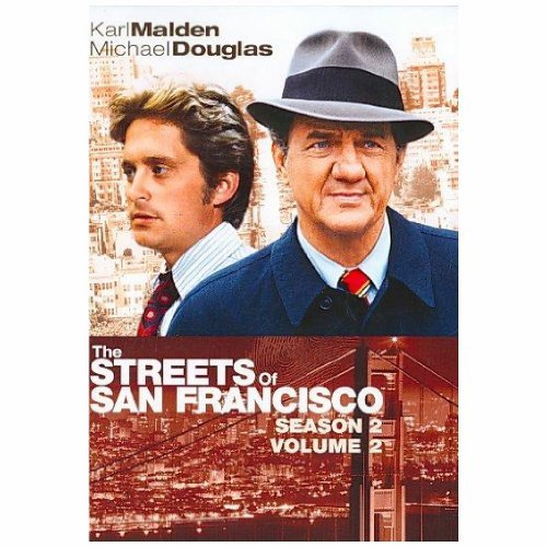 Streets Of San Francisco Season 2 Vol. 2 Nr 3 DVD