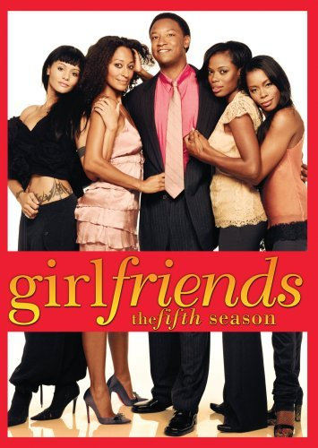 Girlfriends Girlfriends Season 5 Ws Nr 3 DVD