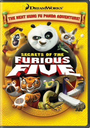 Secrets Of The Furious Five Secrets Of The Furious Five Ws Nr