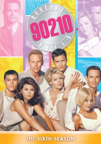 Beverly Hills 90210 Season 6 DVD Nr 7 DVD