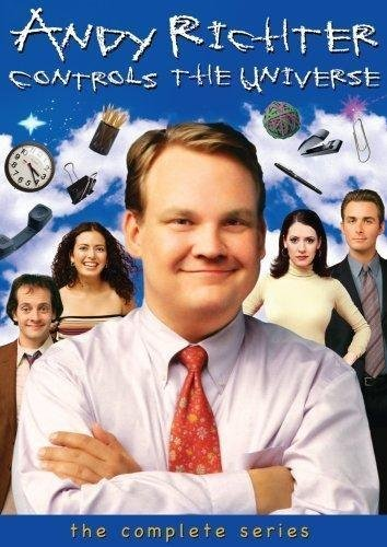 Andy Richter Controls The Univ Andy Richter Controls The Univ Nr 3 DVD