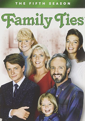 Family Ties Season 5 DVD Family Ties Season 5