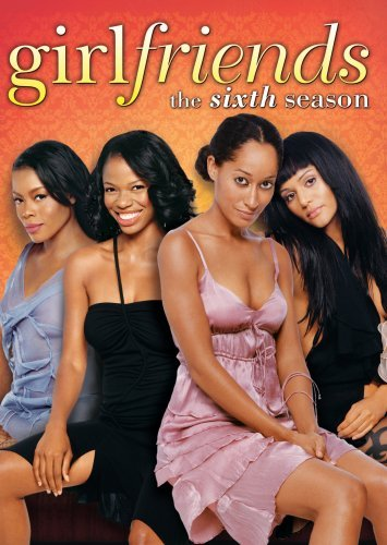 Girlfriends Season 6 Ws Nr 3 DVD