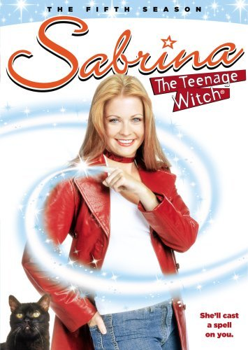 Sabrina The Teenage Witch Season 5 DVD