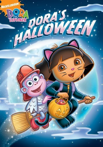 Dora's Halloween Dora The Explorer Nr