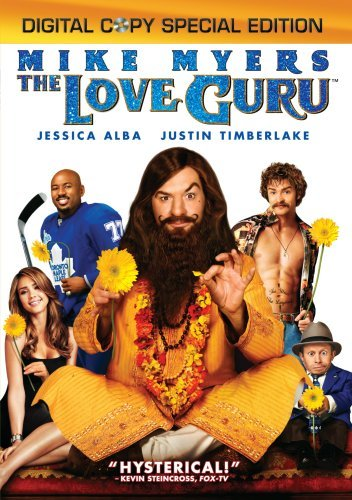 Love Guru Myers Timberlake Alba Kingsley Ws Incl. Digital Copy Pg13 2 DVD