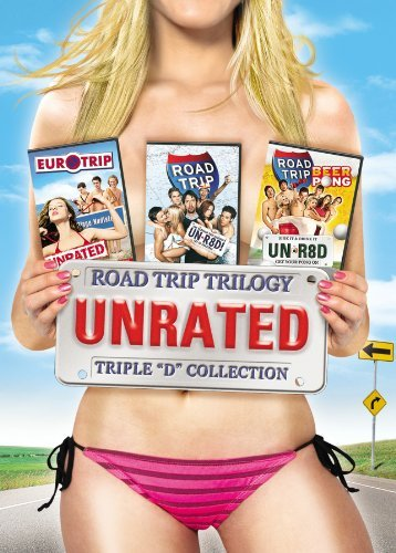 Road Trip Unrated Trilogy Road Trip Unrated Trilogy Ws Ur 3 DVD
