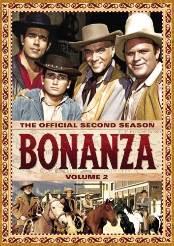 Bonanza Bonanza Official Second Seaso Nr 4 DVD