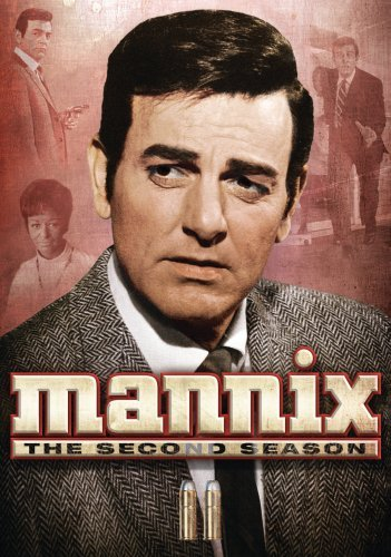 Mannix Season 2 DVD Mannix Second Season