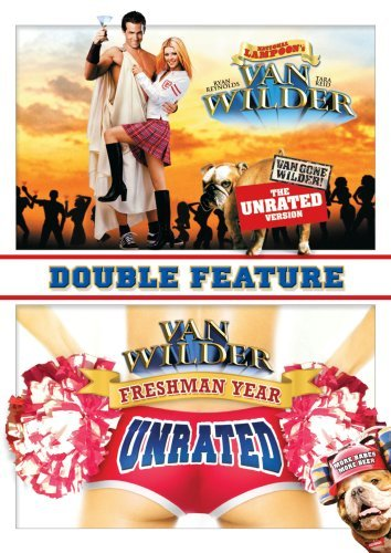 National Lampoon's Van Wilder Van Wilder Freshma Ws Ur 2 DVD