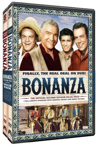 Bonanza Bonanza Vol. 1 2 Season 2 Bonanza Vol. 1 2 Season 2