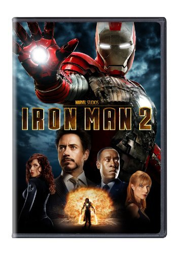 Iron Man 2 Downey Paltrow Cheadle Ws Pg13