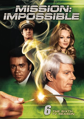 Mission Impossible Season 6 DVD