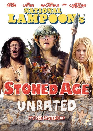 National Lampoon's Stoned Age Larter Rifkin Carradine Jeremy Nr