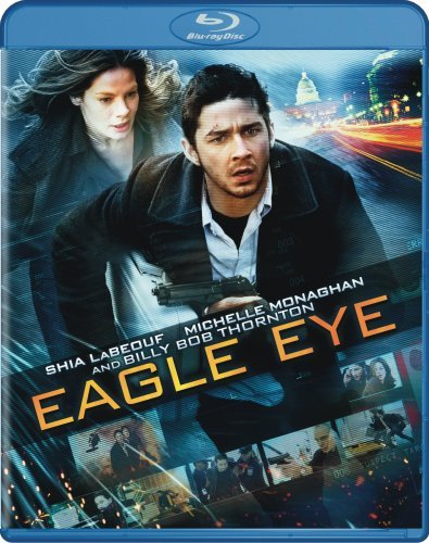 Eagle Eye Labeouf Dawson Monaghan Nr