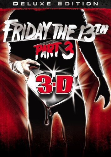 Friday The 13th Pt. 3 3d Kimmell Brooker Parks Ws R