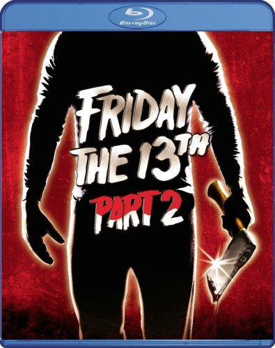 Friday The 13th Pt. 2 Steel Furey King Blu Ray Ws R
