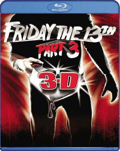 Friday The 13th Pt. 3 3d Kimmell Brooker Parks Blu Ray Ws R