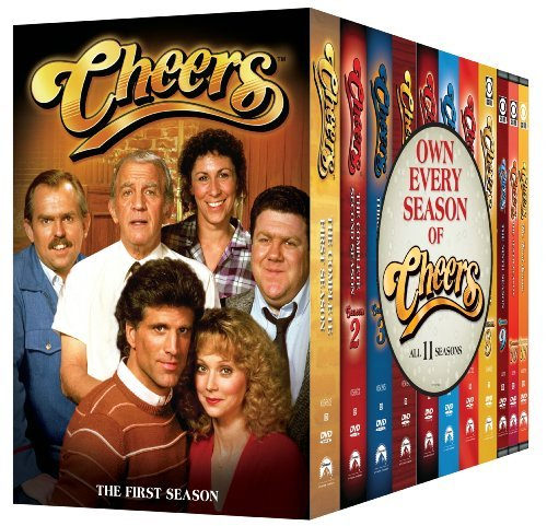 Cheers Cheers Season 1 11 Nr 45 DVD