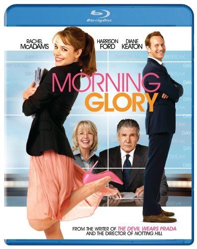Morning Glory Ford Mcadams Keaton Blu Ray Ws Pg13