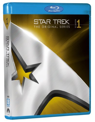 Star Trek Original Series Season 1 Blu Ray Ws Nr 7 Br