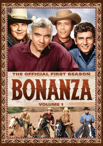 Bonanza Bonanza Official First Season Nr 4 DVD