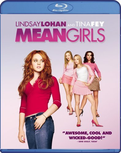 Mean Girls Lohan Fey Ws Blu Ray Pg13