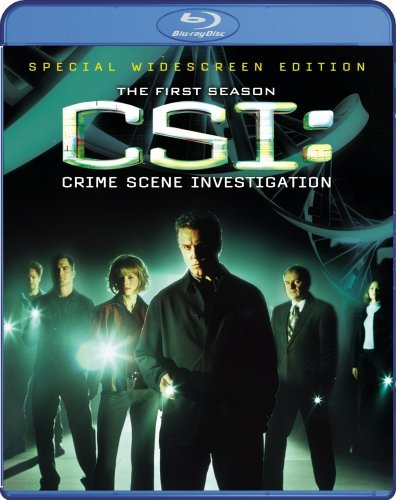 Csi Season 1 Ws Blu Ray Nr