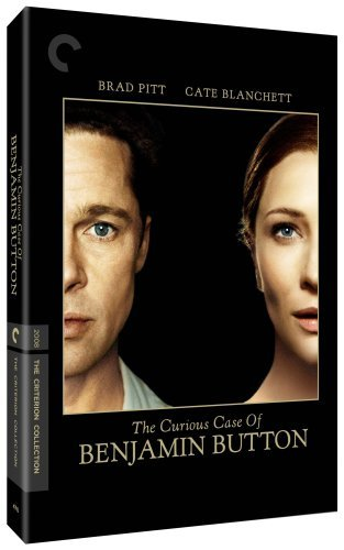 Curious Case Of Benjamin Button Pitt Blanchett Osmond Swinton Ws Special Ed. Pg13 2 DVD
