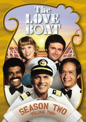 Love Boat Season 2 Volume 2 DVD Love Boat Vol. 2 Season 2