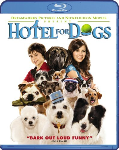 Hotel For Dogs Roberts Austin Cheadle Kudrow Blu Ray Ws Pg
