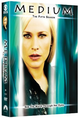 Medium Season 5 DVD Season 5