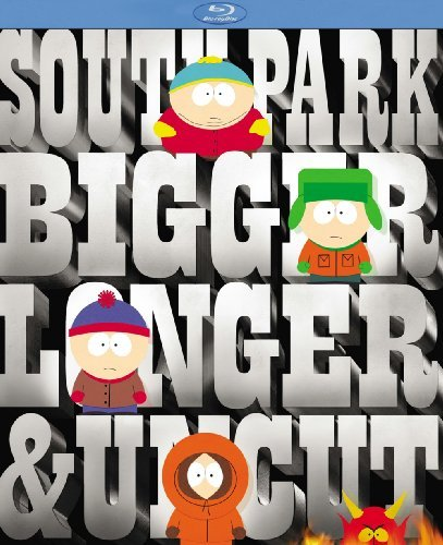 Bigger Longer & Uncut South Park Blu Ray Ws R