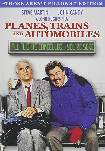 Planes Trains & Automobiles Martin Candy Bacon Mckean Ws R