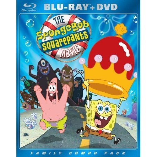 Spongebob Squarepants Movie Spongebob Squarepants Movie Blu Ray Ws Pg 2 Br