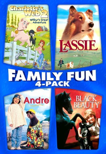 Family Fun Four Pack Collectio Family Fun Four Pack Collectio Ws Pg 4 DVD